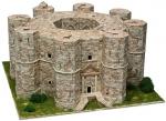 Замок DEL Monte масштаб 1:150