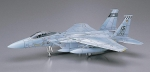 Склеиваемая пластиковая модель самолета F-15C Eagle U.S. AIR Force E13, масштаб 1:72