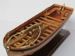 Longboat Armed FOR WAR масштаб 1:36