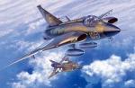 07241 Самолет J35F/J DRAKEN (SWEDISH AIR FORCE INTERCEPTOR) (HASEGAWA) 1/48