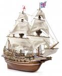 HMS Revenge масштаб 1:85