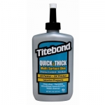Клей для дерева Titebond Quick&Thick прозрачный, 237 мл