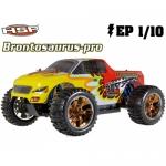 Радиоуправляемая модель электро Монстра Brontosaurus-PRO 4WD масштаба 1:10 2.4Ghz