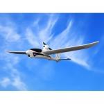 Радиоуправляемая модель электро самолета Hubsan Spy Hawk 2.4GHz RTF с видеокамерой