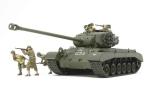 Склеиваемая пластиковая модель танк Т26Е4 Super Pershing, масштаб 1:35