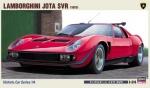 21214 Автомобиль Lamborghini JOTA SVR (Hasegawa) 1/24