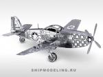 Истребитель Р-51 Мустанг