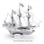 Корабль Golden Hind