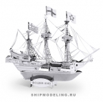 Корабль Golden Hind
