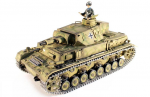 Dak PZ.Kpfw. IV Ausf. F-1 HC 2.4Ghz (пневмо)