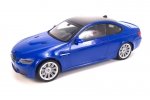 BMW M3 Coupe (синий)