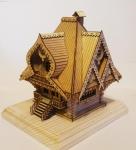 Деревянный конструктор Терем
