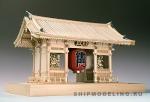 Главные Ворота Senso-ji Kaminarimon масштаб 1:50