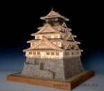 Замок Osaka масштаб 1:150