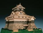 Замок Inuyama масштаб 1:150