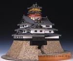 Замок Azuchi масштаб 1:150