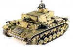 Panzerkampfwagen III 2.4Ghz (пневмо)
