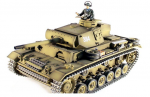 Panzerkampfwagen III HC 2.4Ghz (пневмо)