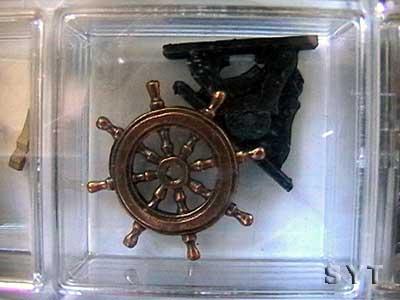 HMS Endeavour масштаб 1:60
