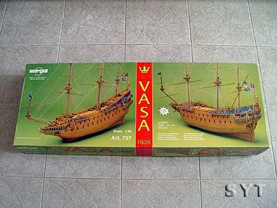 WASA(Mantua) масштаб 1:60