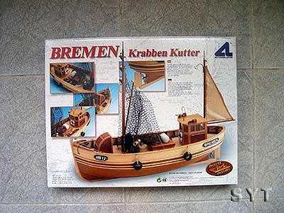 Bremen масштаб 1:35
