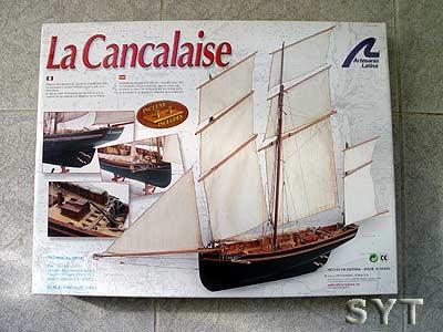 La Cancalaise масштаб 1:50