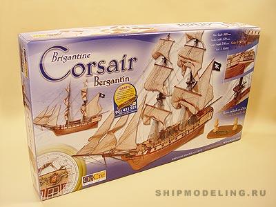 Corsair масштаб 1:80
