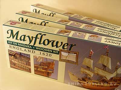 MAYFLOWER(Constructo) масштаб 1:65