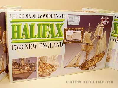 Halifax (Constructo) масштаб 1:35