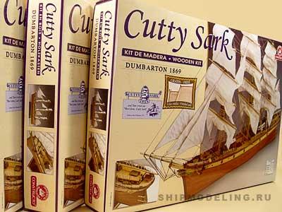 Cutty SARK(Constructo) масштаб 1:115