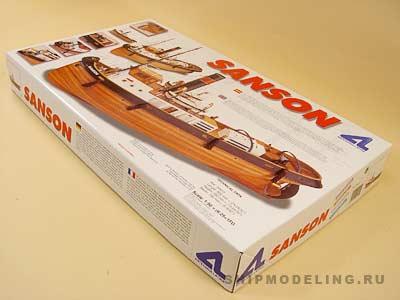 Sanson Ocean Tugboat масштаб 1:50