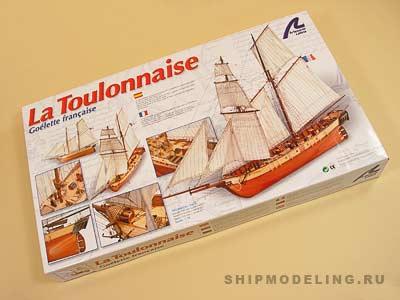 La Toulonnaise масштаб 1:70