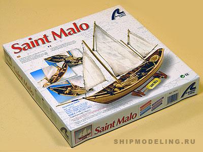Saint Malo масштаб 1:20