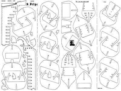 Радиоуправляемые корабли чертежи