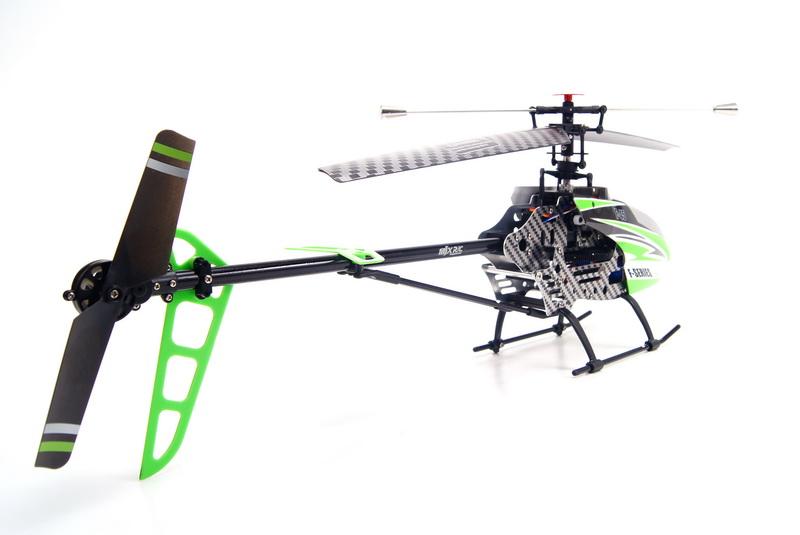 Радиоуправляемый вертолет MJX F45 Shuttle 4 Channel