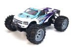 1/18 Brushless Truck ,W/NI-MH 7.2V 1100mAh Battery,W/ 18A Brushless ESC ,5470KV Brushless Motor,2.4G
