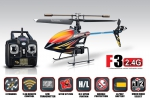 Syma F3 4CH helicopter with Gyro