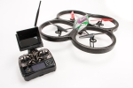 Квадрокоптер WLToys V666 Quadcopter (FPV 5.8GHZ, Headless Mode)
