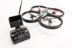 Квадрокоптер WLToys V666 Quadcopter (FPV 5.8GHZ, Headless Mode)