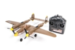 P-38 Lightning 4Ch RTF 3G