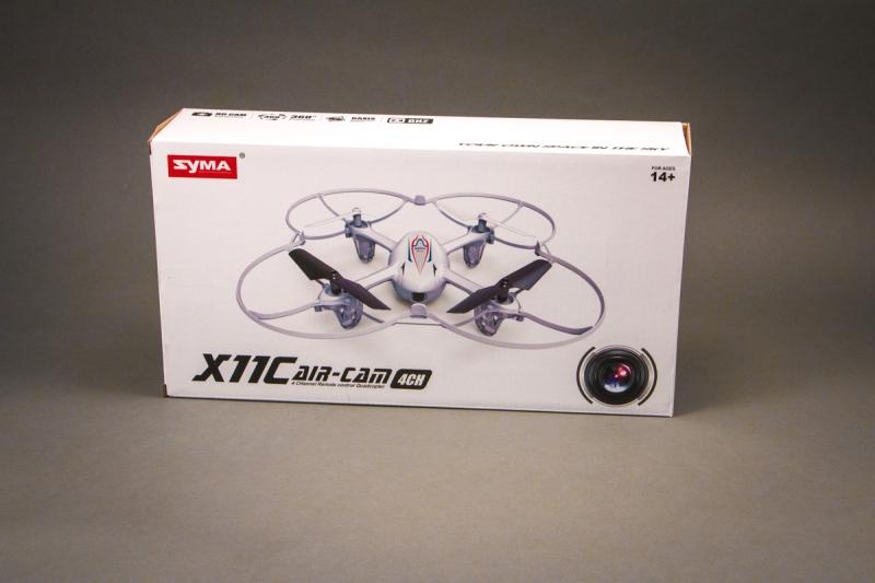 Квадрокоптер Syma X11C с камерой