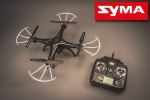 X5SC 4CH quadcopter with 6AXIS Gyro (с камерой)