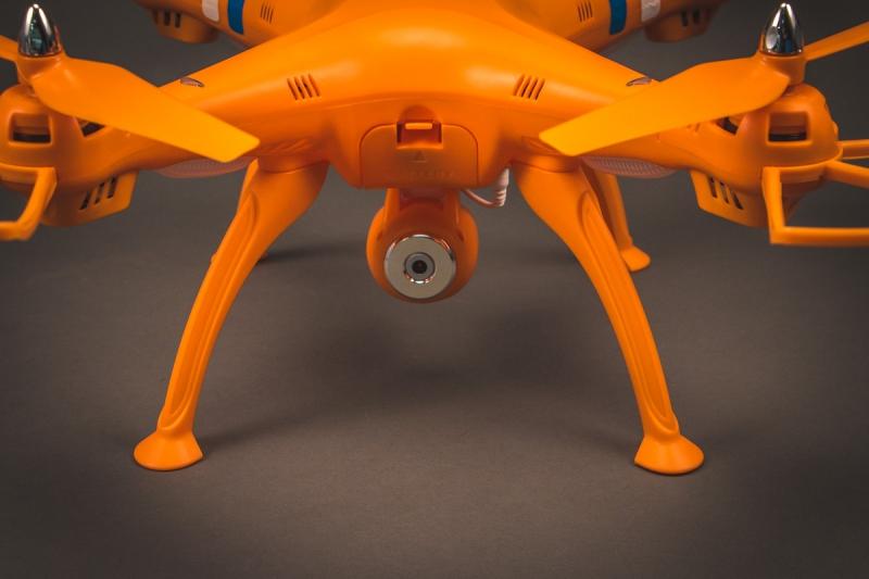 Квадрокоптер Syma X8C с камерой
