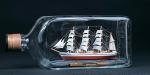 Nippon Maru корабль в бутылке масштаб 1:950