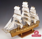 Cutty SARK(Constructo) масштаб 1:115