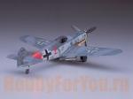 08072 Самолет Messerschmitt BF109G-10 (HASEGAWA) 1/32