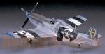 09130 Самолет P-51D MUSTANG JT30 (HASEGAWA) 1/48