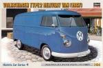 21209 Авто Volkswagen Delivery 1967 (Hasegawa) 1/24