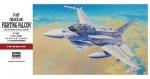 07244 Самолет F-16F BLOCK 60 (HASEGAWA) 1/48