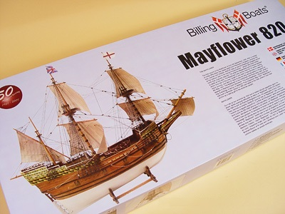 Mayflower (billing Boats) масштаб 1:60